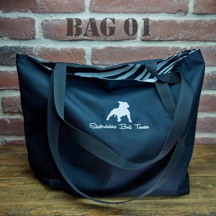Sac en toile Staffy Shopper