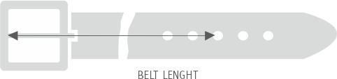 Belt lenght